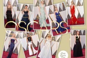 Alfombra Roja: Oscars 2016